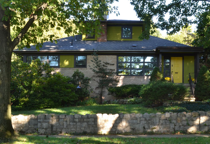 Mid Century Ranch mid-century ranch home renovation and remodel - wyomissing, pa